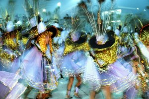 Origins of the Brazilian Carnival