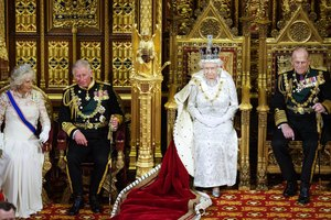 Political Power of the British Monarchy