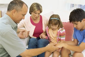 The Importance of Catholic Families Praying Together
