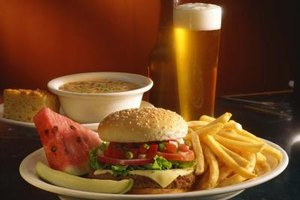 Beer can boost the taste of soups and burgers.