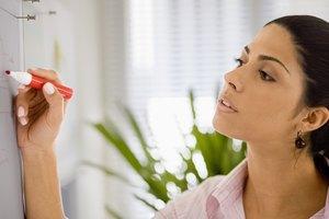 Cómo quitar el rotulador permanente de la piel