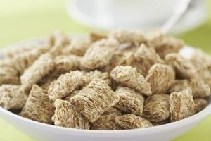 Whole-grain cereal is one way to introduce carbohydrates into your child's diet.