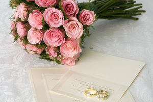 Wedding Etiquette for Name Order