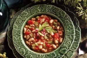 Toss soup ingredients in the slow cooker in the morning and dinner is ready when you are.