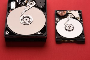 How to Work With Slave & Master Hard Drives