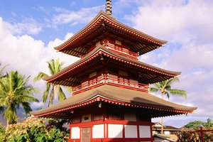 Religious Background of Japanese Pagodas