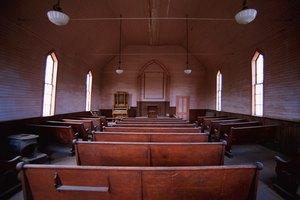 Spring Ideas For a Church Bulletin Board