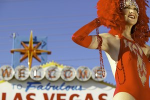 How to Become a Las Vegas Showgirl