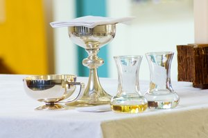 Differences in the Meaning of the Sacraments in Christian Churches