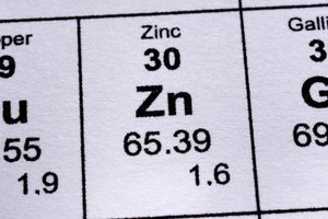 Zinc is not just an element on the periodic table.