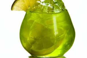 Use whipped cream vodka with ginger ale and lime to make an adult limeade.