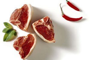How to Cook Thick Cut Lamb Loin Chops