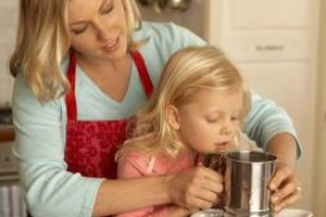 Let your kids help prepare snacks so they learn valuable cooking skills.