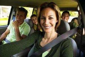 Juegos de automóvil para viajes largos con adolescentes