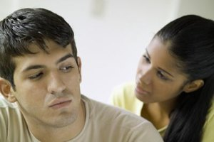 Openly discuss relationship boundaries to restore trust.