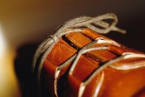 Leather is durable, but it is still prone to stretching over time.
