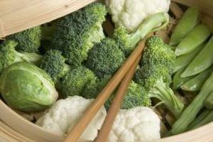 Keep any leftover steamed cauliflower fresh by freezing or refrigerating it.