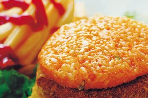 Cómo freír una hamburguesa en sartén