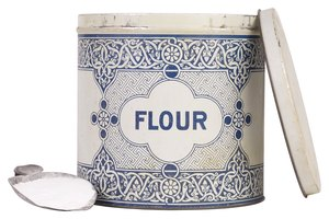 Difference Between Rice Flour & Wheat Flour