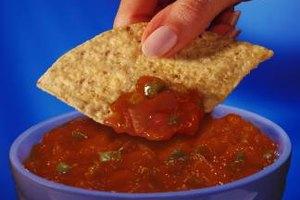 Keep salsa refrigerated.