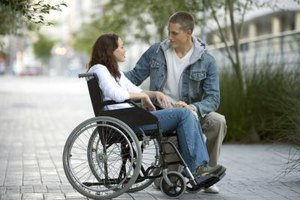 Severe disability provides sudden challenges to many marriages.