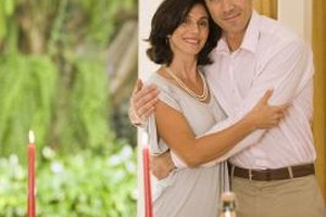 Many older married couples don't need to create a home from scratch.