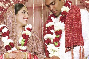 Rituals Preceding Hindu Marriages