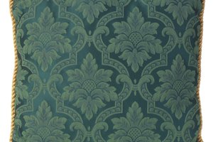 The History of Damask Fabric