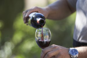 Effects of Wine on Blood Pressure