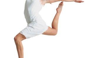 Ejercicios de danza contemporánea