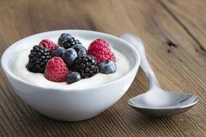 Greek yogurt serves as an extremely versatile breakfast ingredient.