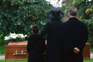What Is Said by a Catholic Priest in a Funeral?