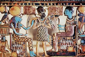 What Did the Nobleman Eat in Ancient Egyptian Times?