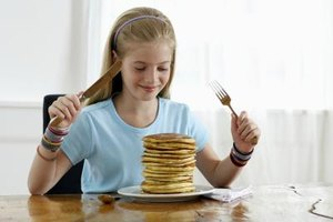 Even those who can't eat eggs can still have pancakes.