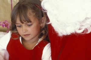 Art Projects on Santa Claus for Toddlers & Preschoolers