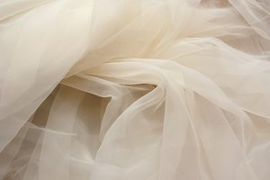 What Is the Difference Between Chiffon and Tulle?