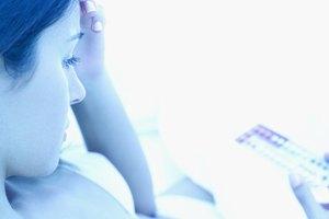 Efectos secundarios después de suspender las píldoras anticonceptivas