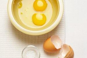 Las formas sanas de cocinar huevos