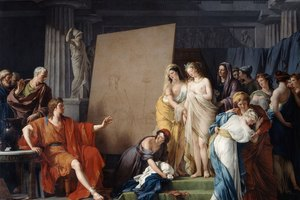 Greek Myths on Lying and Morals