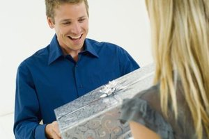 Surprise him with something he always wanted.