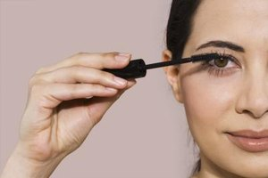 Eyelashes can appear longer and fuller using the right beauty tricks.
