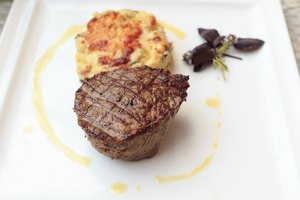 What's the Difference Between Beef Tenderloin & Filet Mignon?