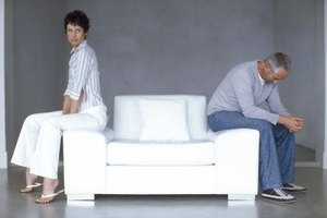 Couples who split up need to understand the emotional stages of divorce.