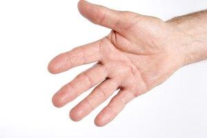 Dedos hinchados al hacer ejercicio