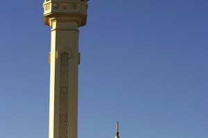 What to Wear in a Muslim Church