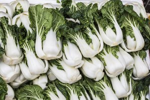 How to Preserve Bok Choy