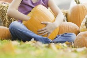 Teach your child the many creative ways in which to eat pumpkin.