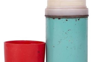 A thermos containing a hot meal will liven up your child's school lunch.