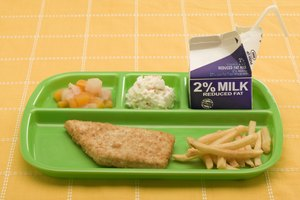 Junk Food in Elementary Schools