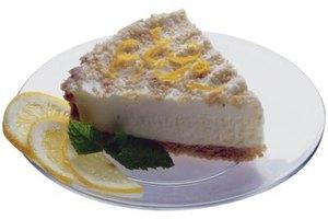 Icebox lemon pie uses sweetened condensed milk in the filling.